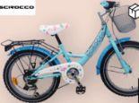 Kinderrad Flamingo 18 von Scirocco