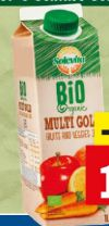 Bio-Multi-Getränk von Solevita