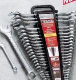 Gabelring-Schlüsselsatz von Kraft Werkzeuge