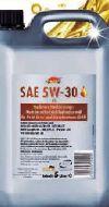 SAE 5W-30 Motorenöl von Carfit
