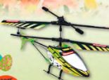 RC Helikopter Green Chopper 2 von Carrera