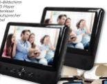 Portabler DVD Player von Denver