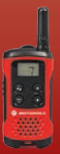 PMR-Funkgeräte T40 von Motorola