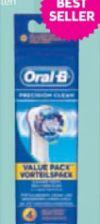 Oral-B Aufsteckbürsten Precision Clean von Braun