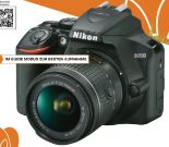 Systemkamera D3500-AF-P VR DX von Nikon