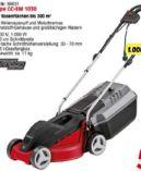 Elektro-Rasenmäher GC-EM 1030 von Einhell