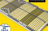 7-Zonen-Rahmenrost von SuperDream