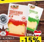 Käse von Alpengut