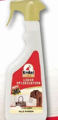 Leder Pflegelotion von Erdal