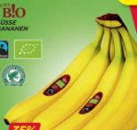 Bananen von Echt Bio