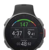 Smartwatch Vantage V von Polar