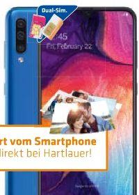 Smartphone Galaxy A50 von Samsung