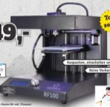 3D Druck Starter-Kit RF100 V2 von Renkforce