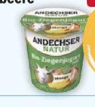 Ziegenjoghurt Mango Heidelbeere von Andechser Natur