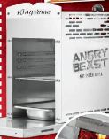 Hot Power-Grill Angry Beast von Kingstone