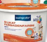 Silikat Fassadenfarbe von Swingcolor