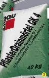 Pflaster Drainmörtel GK4 von Baumit
