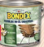 UV-Öl Universal von Bondex