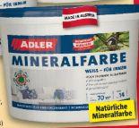 Mineralfarbe von Adler