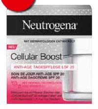 Cellular Boost Anti-Age Tagespflege LSF 20 von Neutrogena