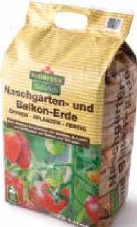 Naschgarten-Balkon-Erde von Florissa