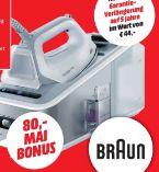 Dampfbügelstation CareStyle 7 Pro von Braun