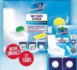 WC-Reiniger Tabs von Saubermax