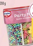 Party Mix von Dr. Oetker