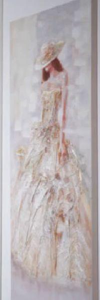Ölgemälde von Monée