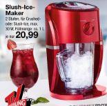 Slush-Ice-Maker von Gourmet Maxx