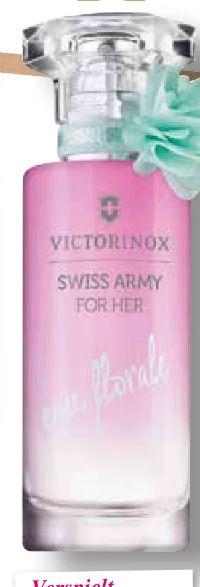 Swiss Army For Her Eau Florale EdT von Victorinox
