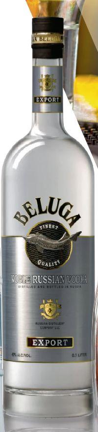 Vodka von Beluga