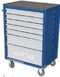 Werkstattwagen von Erba