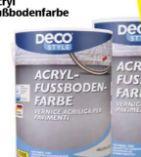 Acryl-Fußbodenfarbe von Deco Style