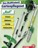 Gartenpflege-Set GPS182B von Gardol