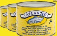 Thunfisch Chunks von Atlantik