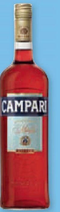 Bitteraperitif von Campari