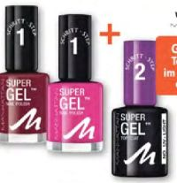 Nagellack Super Gel von Manhattan