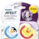 Beruhigungssauger von Philips Avent
