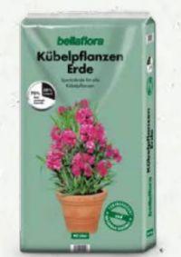 Kübelpflanzerde von bellaflora