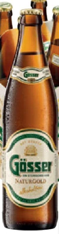 Naturgold Alkoholfrei von Gösser