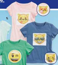 Kinder-Zauber-T-Shirt von Emoji
