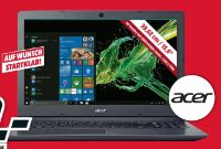 Notebook Aspire 3 A315-41-R7TS von Acer