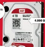 Festplatte Red 40 EFRX von Western Digital