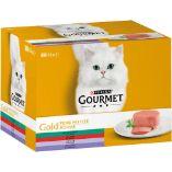 Gourmet Gold Feine Pastete Katzenfutter von Purina