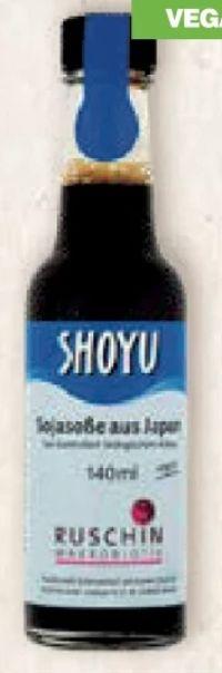 Bio Shoyu Sojasoße von Ruschin