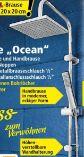 Wellness-Duschsäule Ocean von Badkomfort