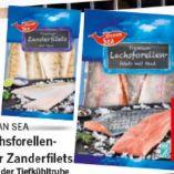 Premium Lachsforellenfilets von Ocean Sea