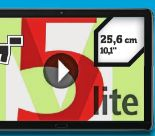 Mediapad M5 Lite von Huawei