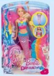 Barbie Dreamtopia Regenbogenlicht-Meerjungfrau von Mattel